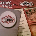 Photo taken at T.G.I. Friday's by James Patrick S. on 8/12/2012