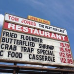 Photo taken at Tom Jones Family Restaurant by Tommy B. on 6/3/2012