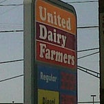 Photo taken at United Dairy Farmers by Anthony S. on 5/15/2012