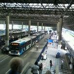 Photo taken at Terminal Santo Amaro by Adriano M. on 2/7/2012