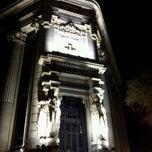 Photo taken at Instituto Cervantes by Jayguer V. on 2/25/2012