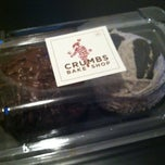 Photo taken at Crumbs Bake Shop by Chandra R. on 7/30/2012