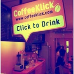 Photo taken at CoffeeKlick by Sitthipun K. on 3/15/2012