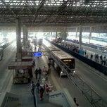 Photo taken at Terminal Santo Amaro by Rodrigo P. on 3/19/2012