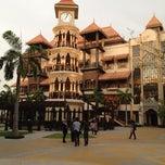 Photo taken at Pullman Putrajaya Lakeside by I F. on 3/17/2012