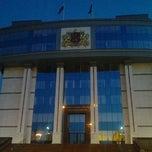 Photo taken at Законодательное Собрание Свердловской Области by Алена А. on 8/7/2012