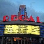 Photo taken at Regal Cinemas Transit Center 18 & IMAX by Christine K. on 9/9/2012