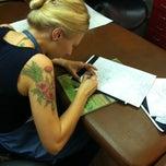 Photo taken at Bang Bang Custom Tattoo Shop by Konstantin H. on 9/9/2012