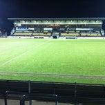 Photo taken at Lommel United by Dennis G. on 2/18/2012