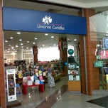 Photo taken at Livrarias Curitiba by Riccardo S. on 3/17/2012