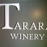 Photo taken at Tarara Winery by Avery J. on 7/8/2012