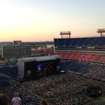 Photo taken at LP Field by International Bluegrass M. on 6/9/2012