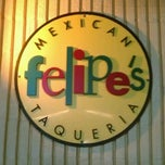 Photo taken at Felipe's Taqueria by Ralph D. on 3/16/2012
