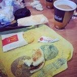 Photo taken at McDonald's by Ricky B. on 5/25/2012