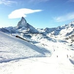 Photo taken at Matterhorn Glacier Paradise by GeorgeS on 2/29/2012