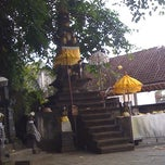 Photo taken at Pura Goa Alas Harum by Nandarista S. on 5/26/2012