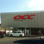 Photo taken at Central de Autobuses OCC by Karmen B. on 3/13/2012