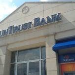 Photo taken at Suntrust Bank by Misty P. on 8/14/2012