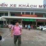 Photo taken at Bến Xe Mỹ Đình (My Dinh Bus Station) by Đức M. on 6/2/2012