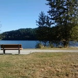 Photo taken at Lake Padden Park by Christina B. on 9/1/2012