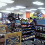 Photo taken at Blockbuster by BB on 8/18/2012
