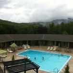 Photo taken at Fontana Village Resort by Gavin A. on 7/11/2012