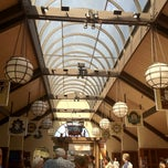 Photo taken at Hearst Castle Visitor Center by asianbama on 7/3/2012