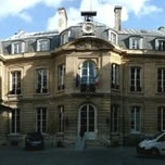 Photo taken at Mairie du 9e arrondissement by Patrick H. on 3/8/2012