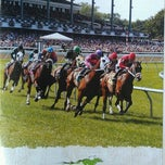Photo taken at Monmouth Park Racetrack by Michael G. S. on 5/27/2012