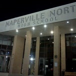 Photo taken at Naperville North High School by Mary A. on 4/28/2012