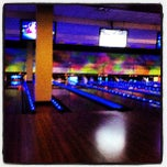 Photo taken at Celebrity Lanes Bowling by Greg J B. on 3/29/2012