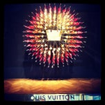 Photo taken at Louis Vuitton by Natalie V. on 5/26/2012