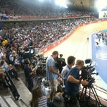 Photo taken at London 2012 Velodrome by @StratosAthens on 8/6/2012