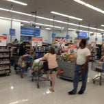 Photo taken at Walmart Supercenter by Jeff on 7/9/2012