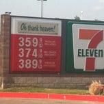 Photo taken at 7-Eleven by Laurie B. on 4/29/2012