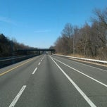 Photo taken at New Jersey Turnpike - Cherry Hill by William M. on 2/26/2012