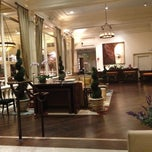 Photo taken at Villa Florence Hotel by BJ Y. S. on 2/25/2012