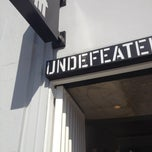 Photo taken at Undefeated by Sam O. on 3/26/2012