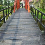 Photo taken at Universitas Riau (UR) by Rahmat G. on 4/8/2012
