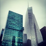 Photo taken at Bank of America Tower by Billy M. on 7/23/2012