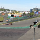 Photo taken at Nürburgring Mercedes-Tribüne by Mysterons on 5/17/2012