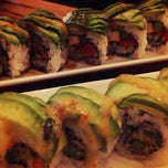 Photo taken at Bamboo Sushi by Adrienne D. on 7/17/2012