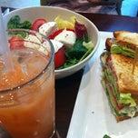 Photo taken at LINA'S by Danbi K. on 7/12/2012