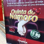 Photo taken at Cineflix Cinemas by Rodrigo C. on 7/6/2012
