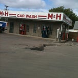 Photo taken at M & H Gas by Jon M. on 5/29/2012