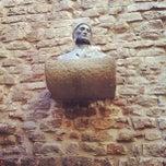 Photo taken at Museo Casa di Dante by Sabino D. on 8/25/2012