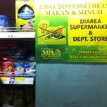 Photo taken at Pasar Swalayan ADA by Babah H. on 8/14/2012