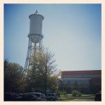 Photo taken at Marston Water Tower by Chris L. on 4/10/2012