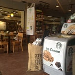 Photo taken at Starbucks by Антонина Н. on 8/19/2012