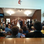 Photo taken at Uniondale United Methodist Church by Ryan K. on 5/19/2012